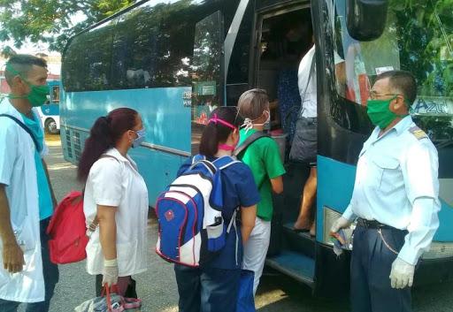 Varados en La Habana podrán retornar a sus provincias