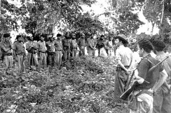 "Falleció Comandante del Ejército Rebelde Carlos Julio Iglesias Fonseca, ""Nicaragua"""