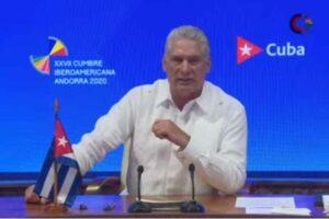 Diaz-Canel praises Cuba