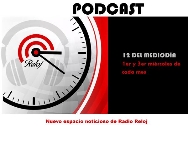 Podcast Reloj